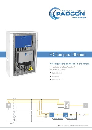 PADCON FC Compact Station